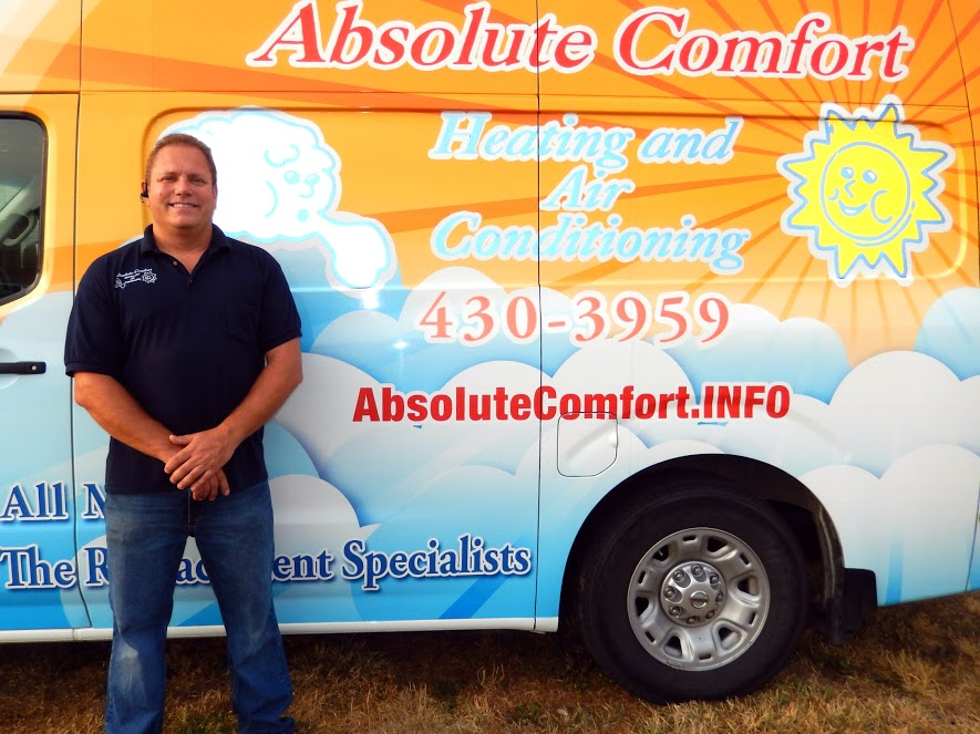 Absolute Comfort Van